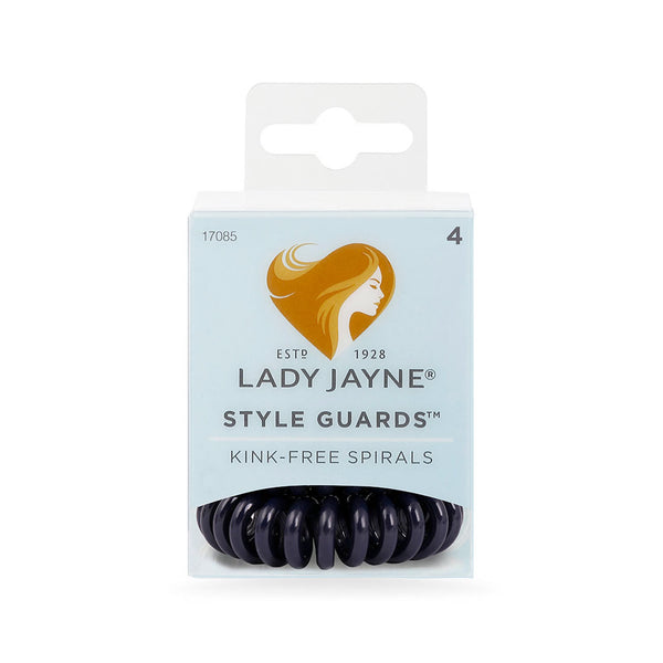 Kink-Free Style Guard Spirals - Pack of 4