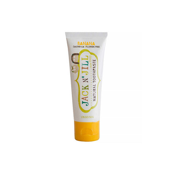 Natural Toothpaste - Calendula, Fluoride Free