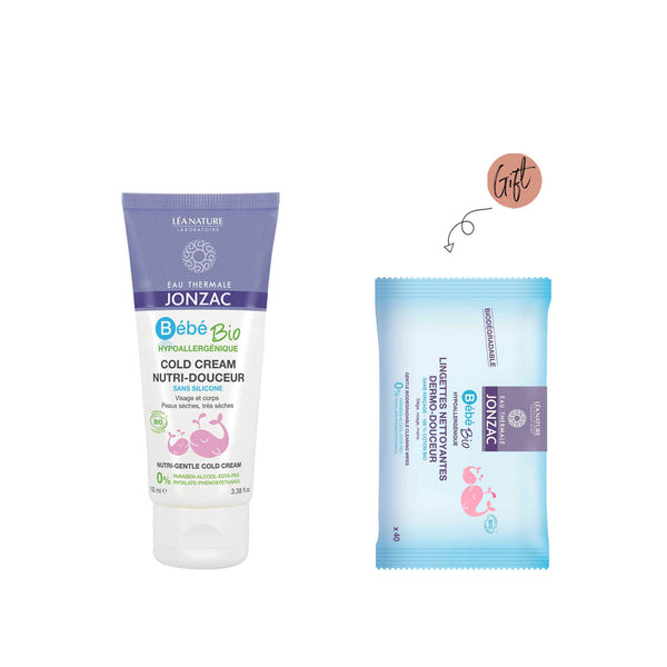 Bébé Nutri-Gentle Cold Cream Bundle