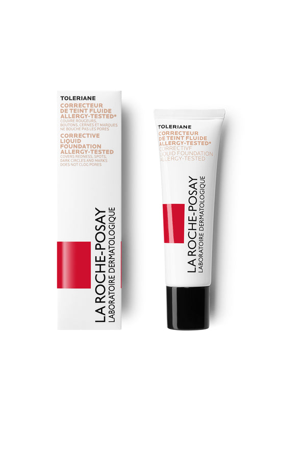 Toleriane Corrective Liquid Foundation