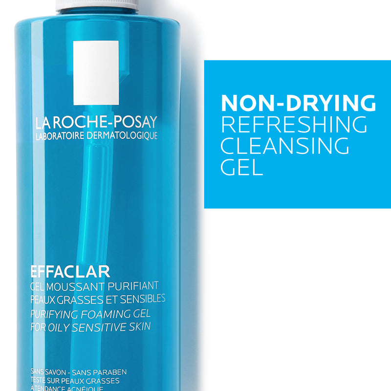 Effaclar Purifying Foaming Gel for Oily Sensitive Skin *