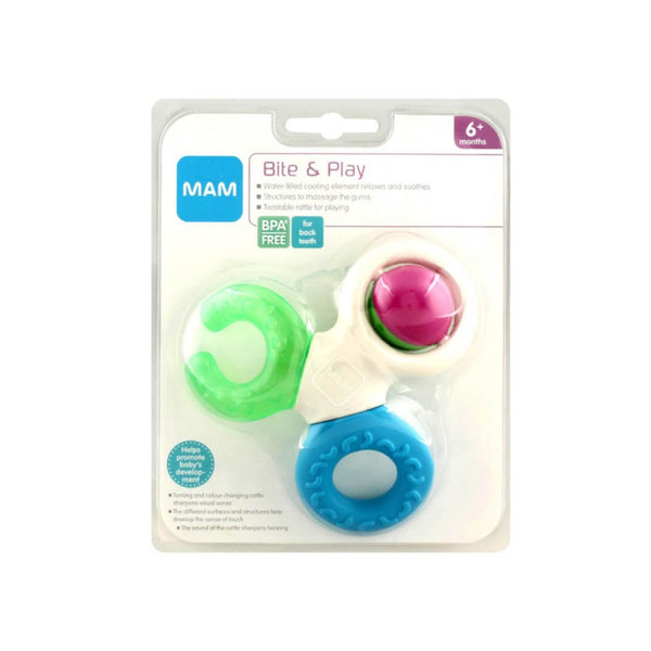Bite & Play Teether 6M+