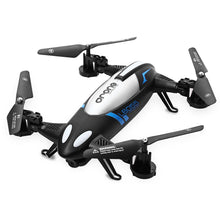 Load image into Gallery viewer, L6055 2.4G 4 Channel 6 Axis Gyro 2MP Wifi CAM RC Quadcopter Flying Car with High Hold RTF