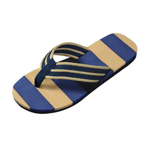 Men's Summer Flat Ankle Strap Flip Flops