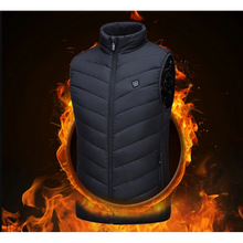 Load image into Gallery viewer, Electric Heated Vest
