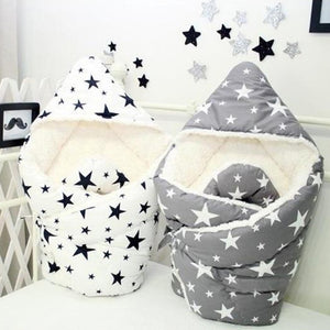 Newborn Infant Wrap Bedding Quilt