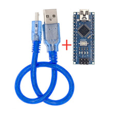 Load image into Gallery viewer, Nano 3.0 controller for arduino CH340 USB driver 16Mhz