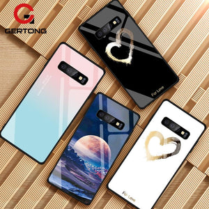 Samsung Galaxy Shockproof Cover Star Space Gradient Case