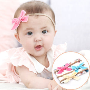Girl Nylon Head Bands Turban