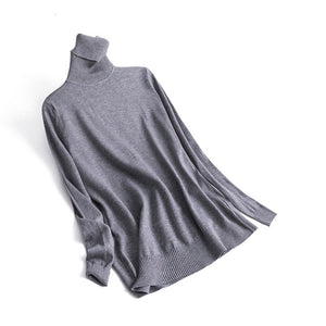 Cashmere Thin Knitted Sweater