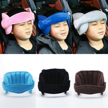 Laden Sie das Bild in den Galerie-Viewer, Adjustable Car Seat Head Support
