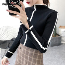 Load image into Gallery viewer, Skinny Winter Turtleneck Women Bodycon