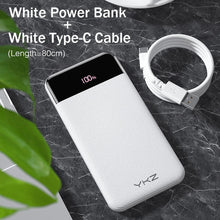 Load image into Gallery viewer, Power Bank 10000 mAh LED
