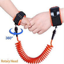 Load image into Gallery viewer, Anti Lost Wrist Link Toddler Leash Safety Harness