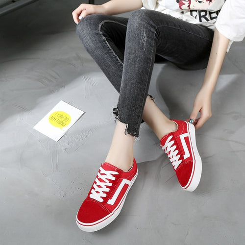 VANS Grady Canvas Shoes Women's
