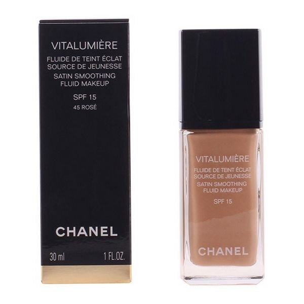 Liquid Make Up Base Vitalumière Chanel