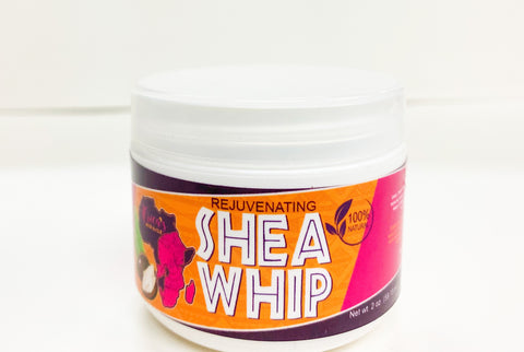 Rejuvenating Shea Whip 2oz