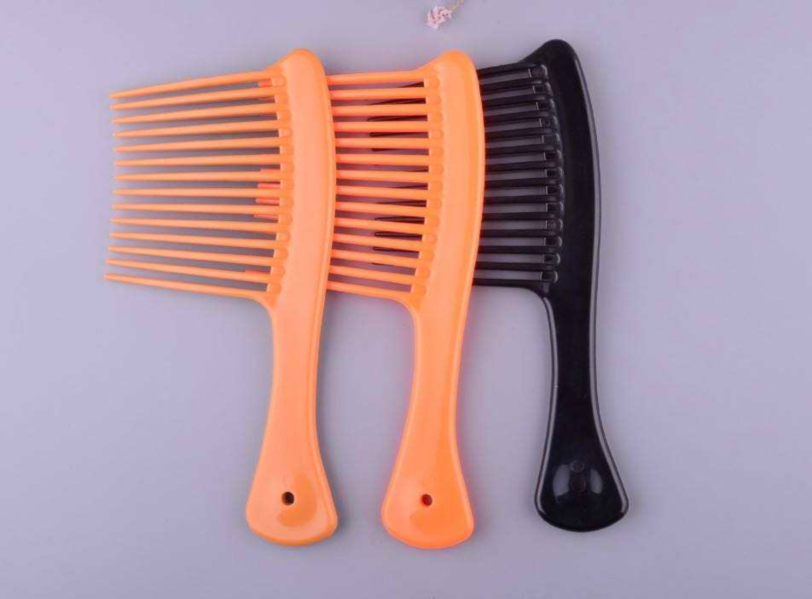 Large Wide Teeth Comb