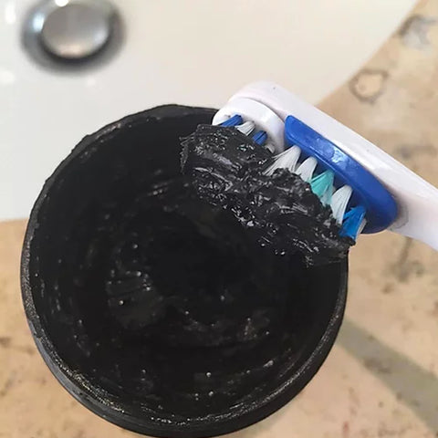 Activated Charcoal Toothpaste 2 oz.