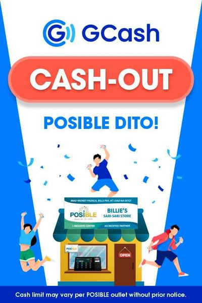 Posible GCash Out