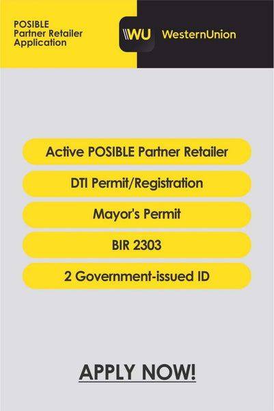 Posible Application Western Union