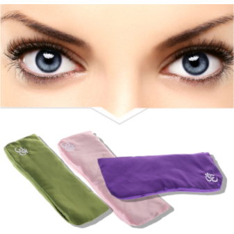 Silk Yoga Eye Pillow