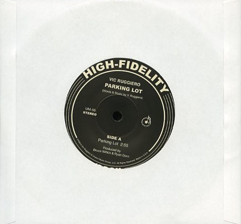 """This"" High Fidelity 45"" Vinyl"