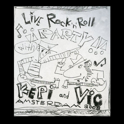 Bootleg Vic & Kepi CD
