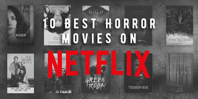 The 10 best horror movies on Netflix | Sleep Terror Clothing Occult Clothing