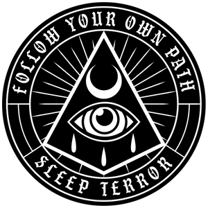 Sleep Terror Clothing blog occult clothing tattoo clothing