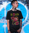 Die Alone Tattoo T-shirt - Sleep Terror Clothing