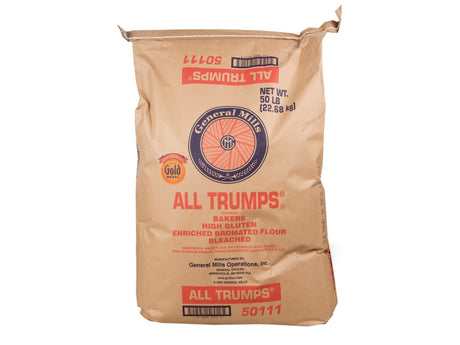 General Mills Gold Medal All Trumps High Gluten Flour, 50 lb