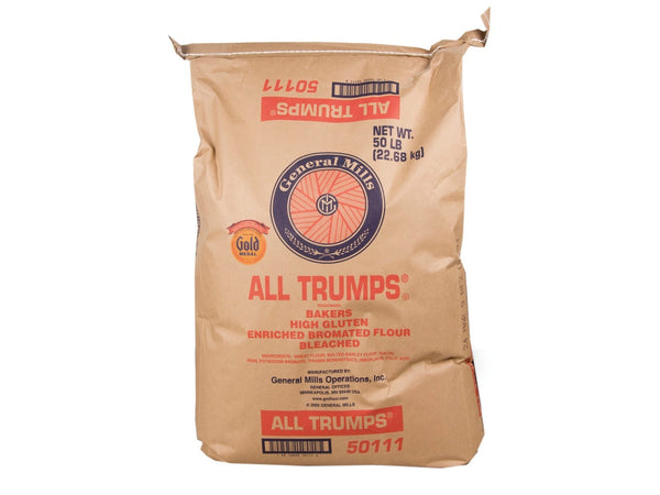 General Mills Gold Medal All Trumps High Gluten Flour