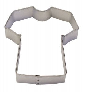 Tee Shirt Cookie Cutter