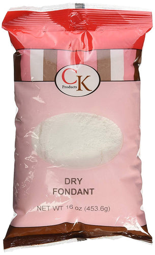 CK Products Dry Fondant - 16 oz