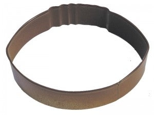 Brown Football Cookie Cutter