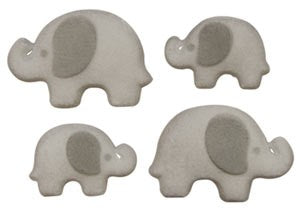 Elephant Assortment Sugars -  80 Pack