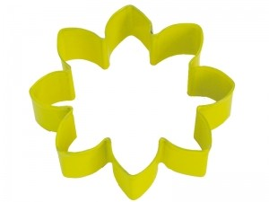 Yellow Daisy Cookie Cutter