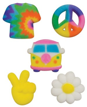 Peace & Love Assortment Sugars - 80 Pack