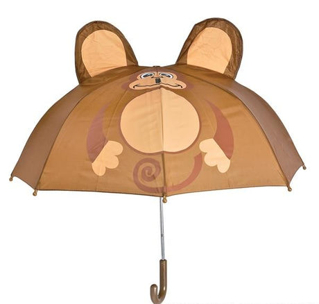 Kids' Monkey Umbrella