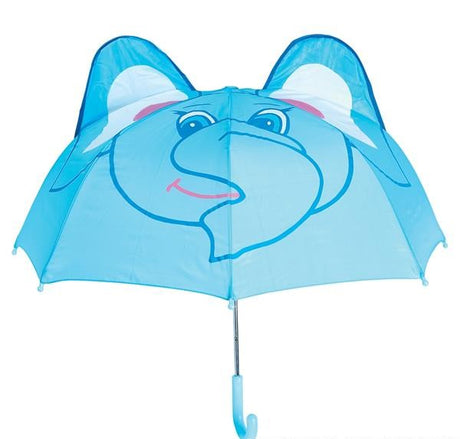 Kids' Elephant Umbrella