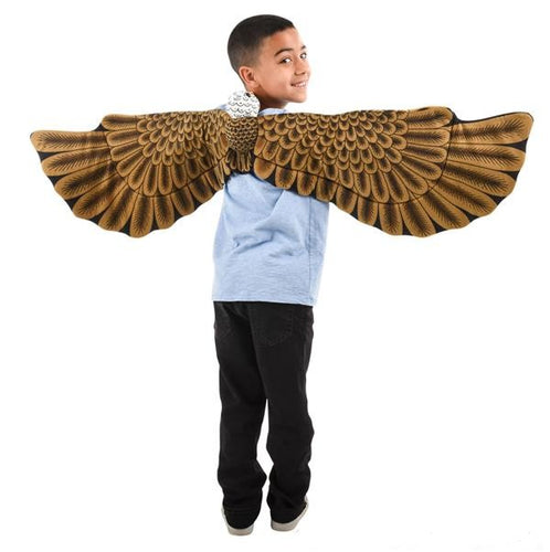 Eagle Plush Costume Wings