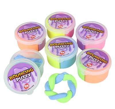 Bouncing Neon Putty 12 pk