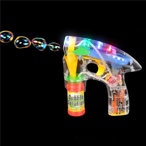 Light up Bubble Blaster 7
