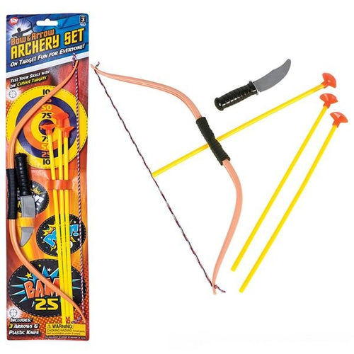 Small Bow and Arrow Set