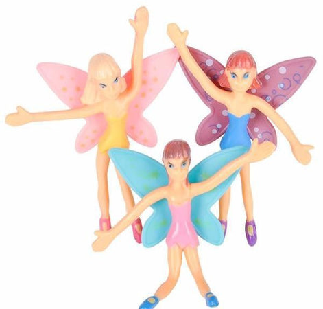 BENDABLE FAIRY - 3 COUNT