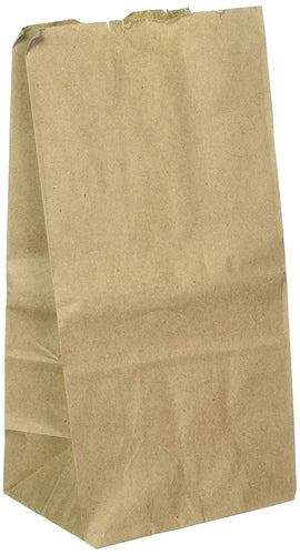 Brown Paper XL Heavy Duty Lunch Bag 40 ct