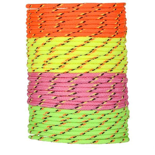 Neon Rope Friendship Bracelets 144pk