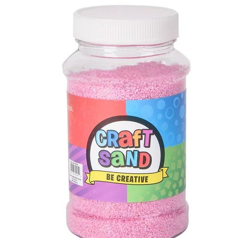 Pink Craft Sand 22 oz