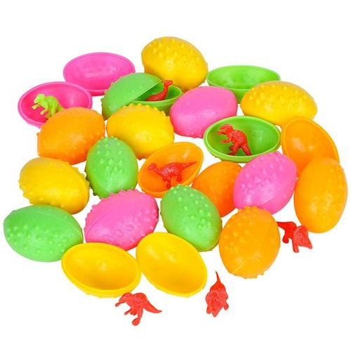 Mini Dinosaurs in Eggs 144 ct